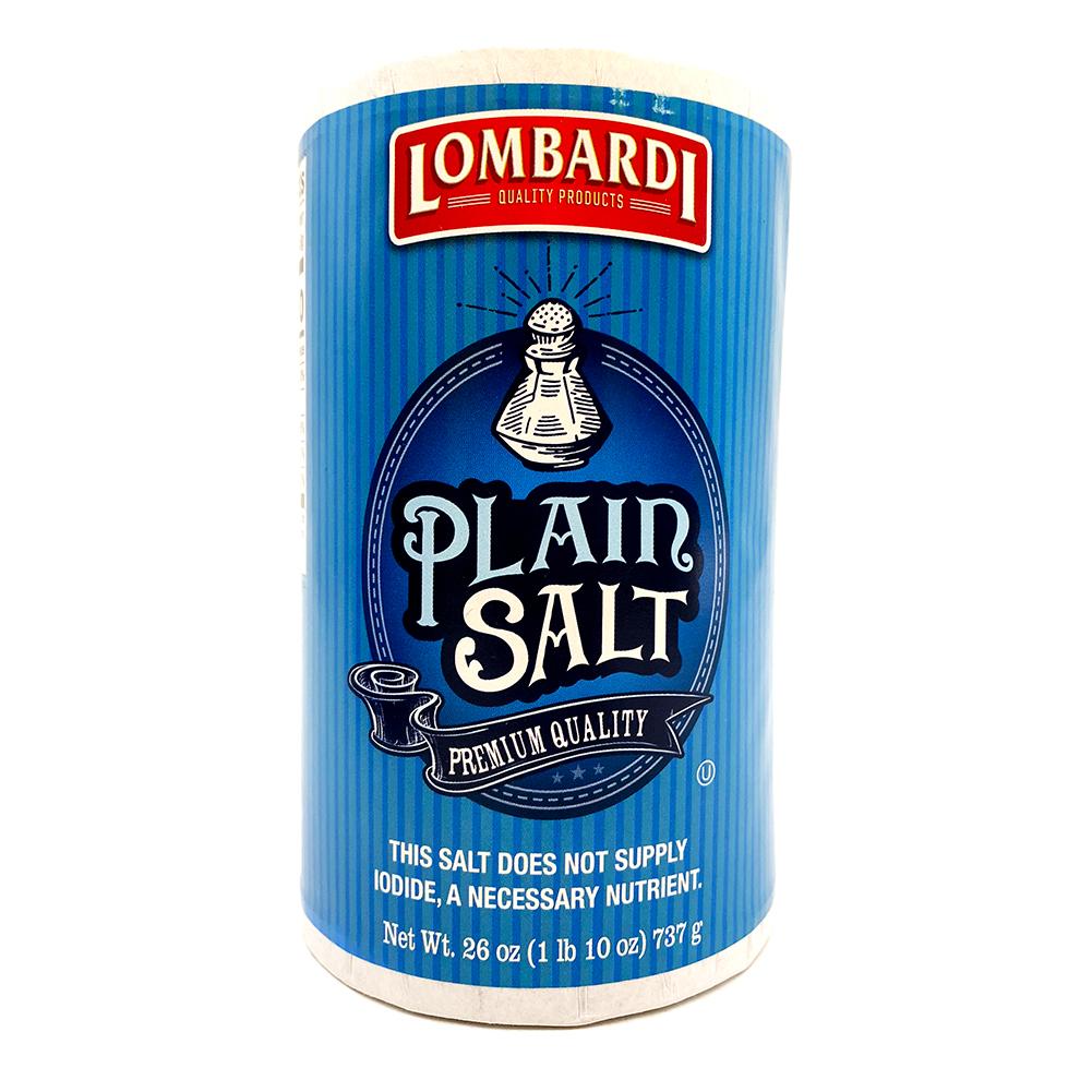 LOMBARDI Sea Salt Fine 26 Oz