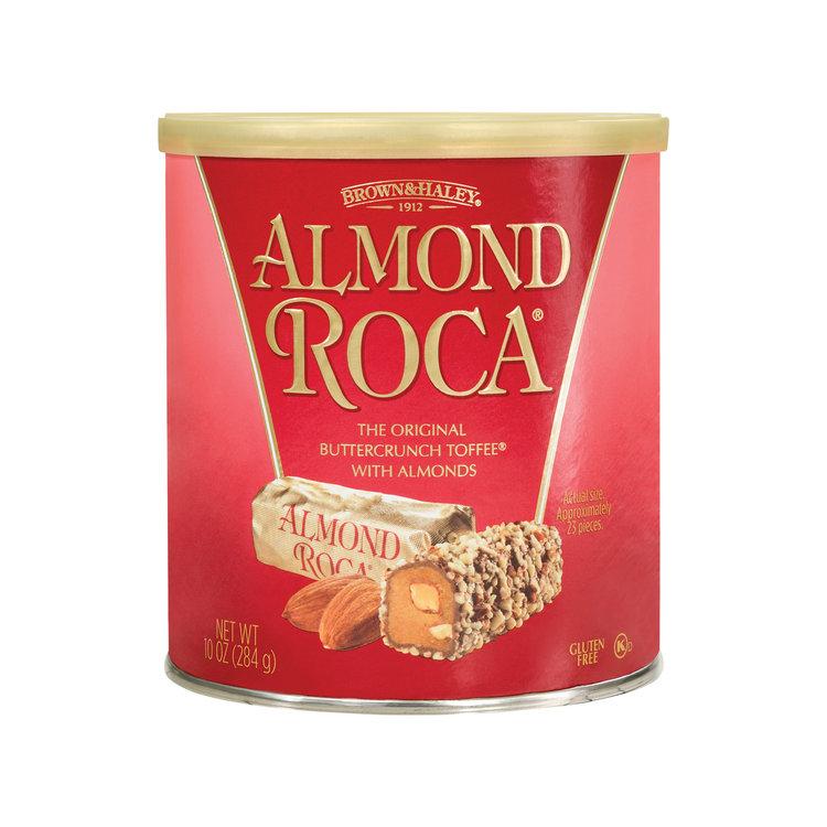 BROWN & HALEY Almond Roca Mocha 10 OZ