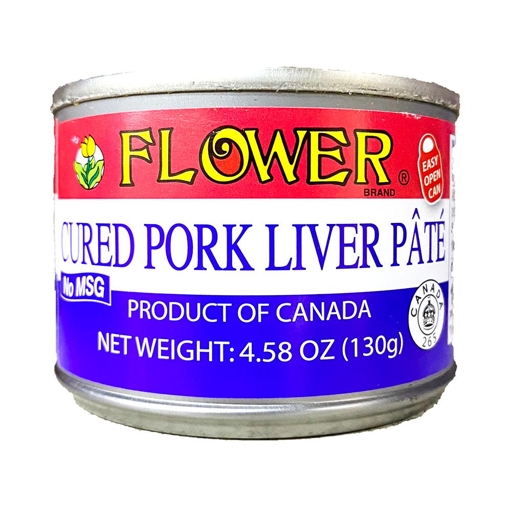 Flower Pork Liver Pate 4.76 Oz