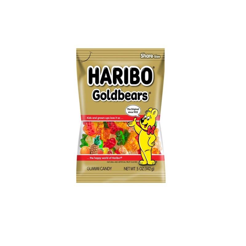 HARIBO Goldbears Gummy Candy 5 OZ
