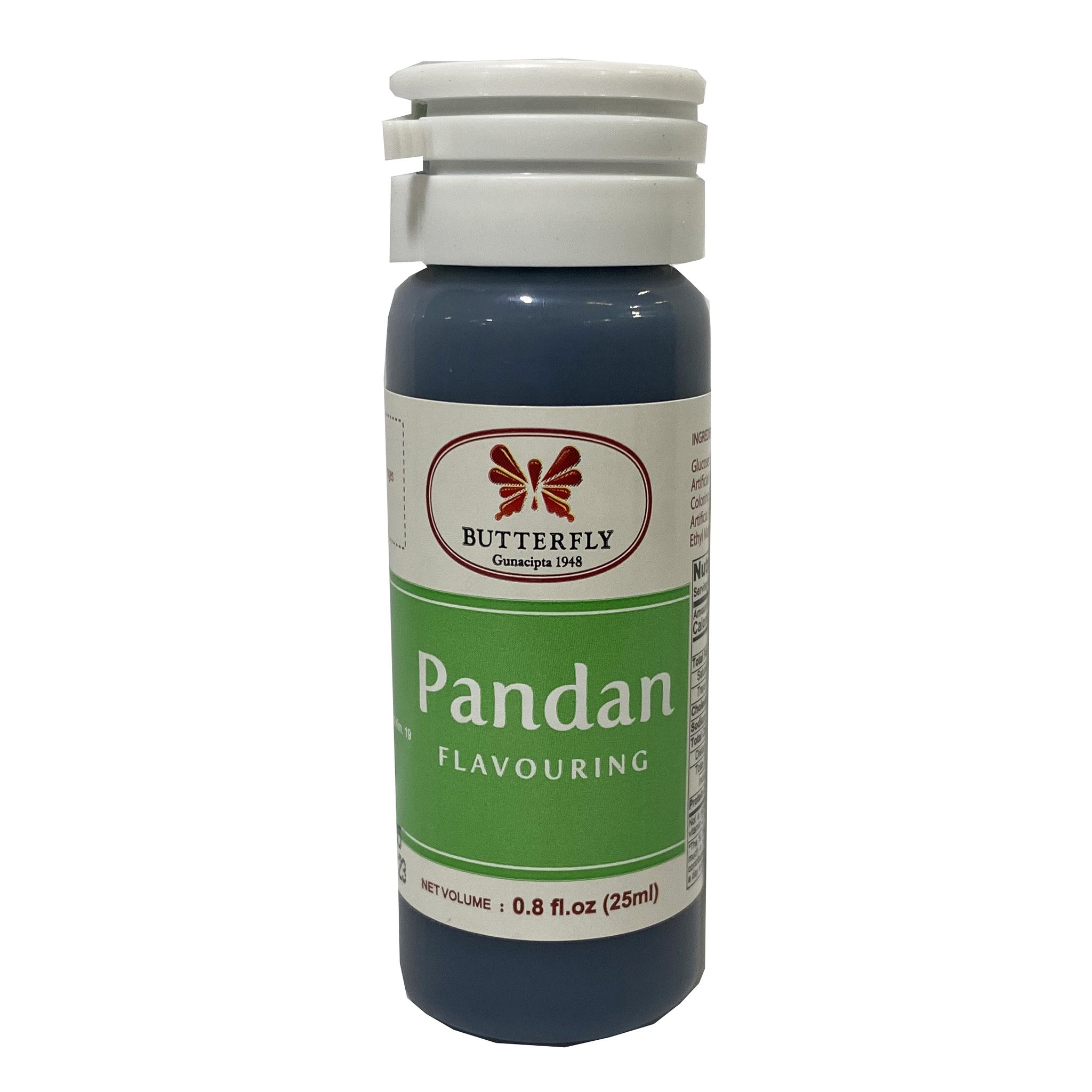 BUTTERFLY Pandan Flavouring 0.8 Fl Oz