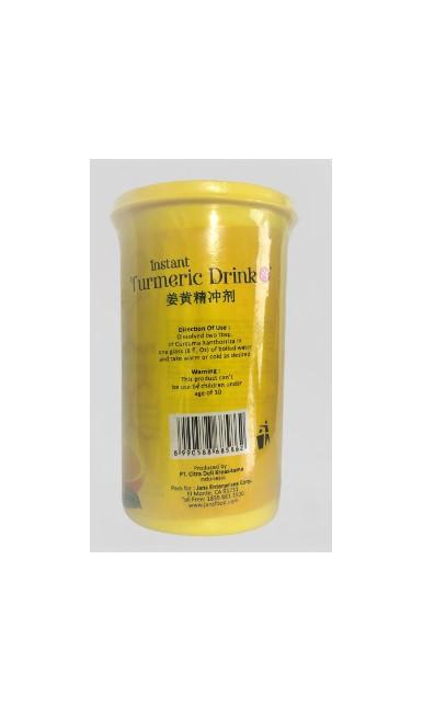 SARI TEMULAWAK 85 Instant Turmeric Drink With Orange And Honey 400 G