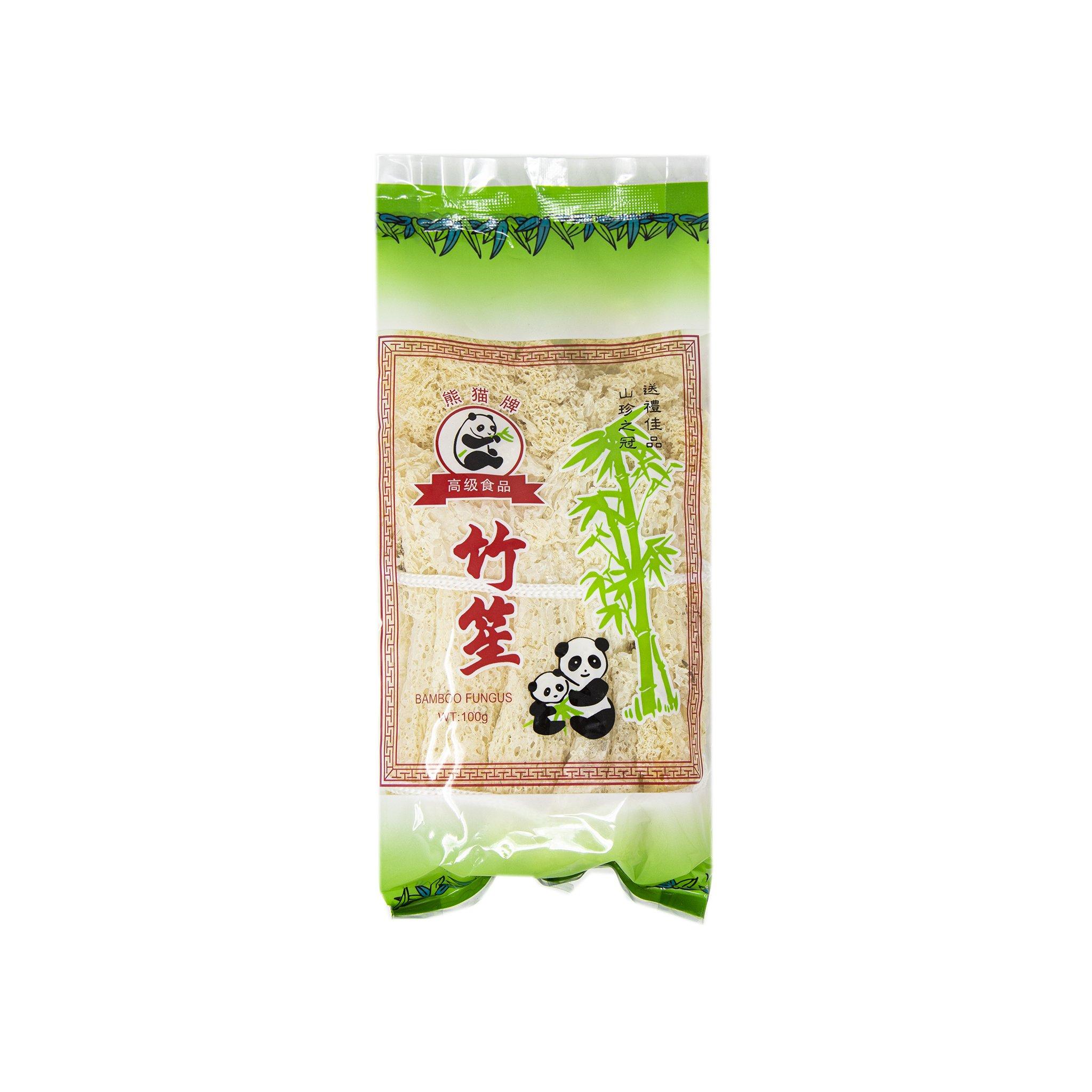 PANDA Dried Bamboo Fungus 100 G