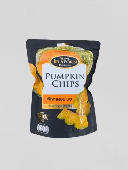 JIRAPORN Pumpkin Chips 80 G