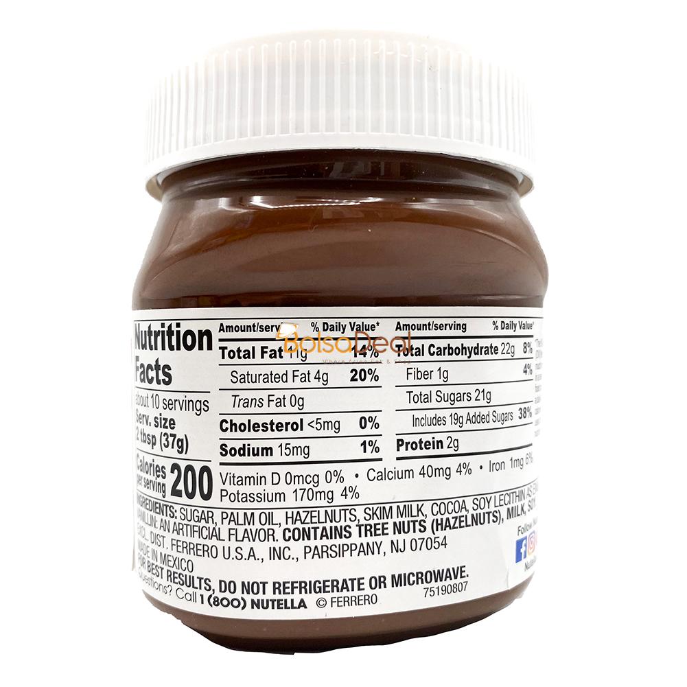 NUTELLA Hazelnut Spread With Cocoa 13 Oz