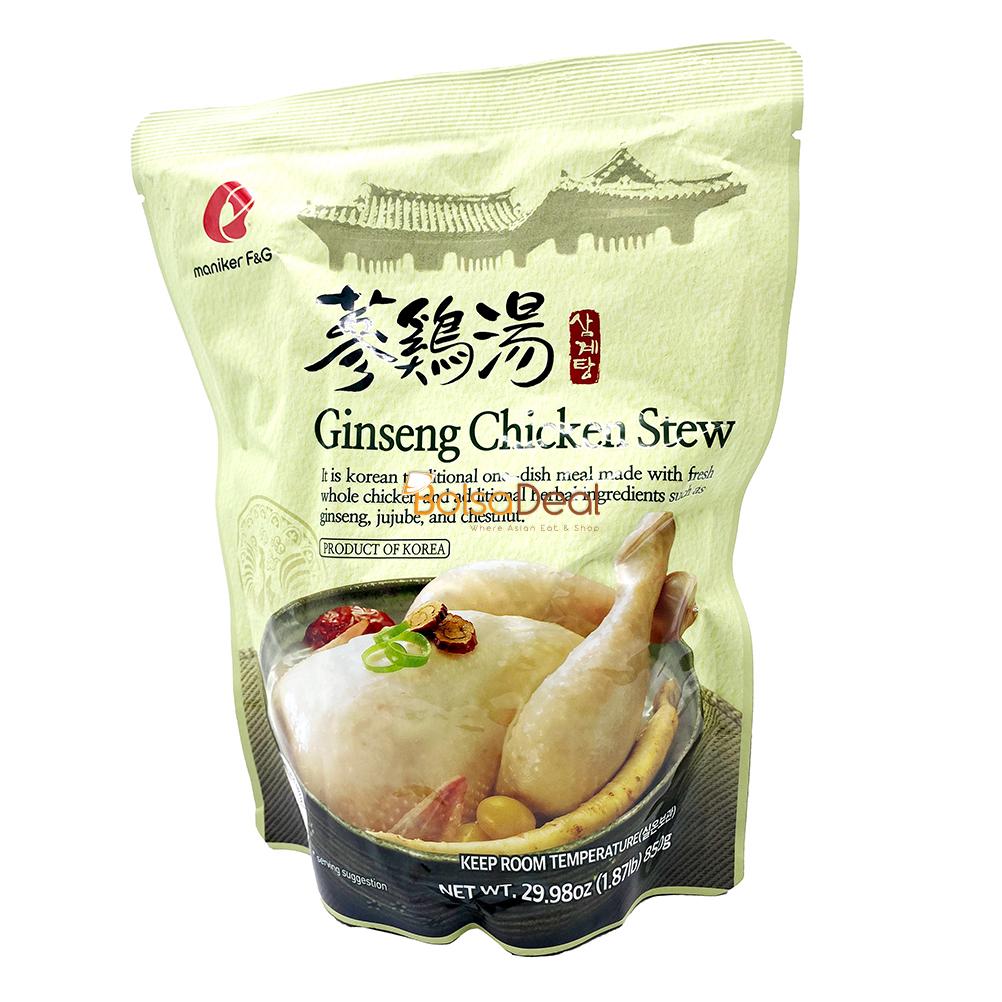 HAITAI Ginseng Chicken Stew 29.98 Oz [COLD]
