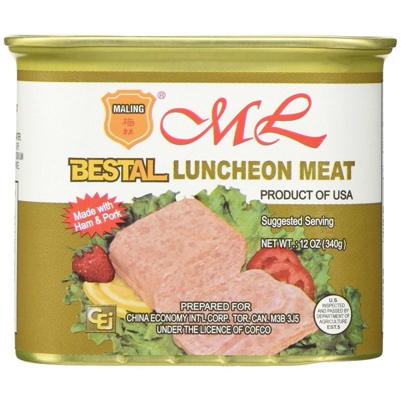 MALING Bestal Luncheon Meat 12 Oz
