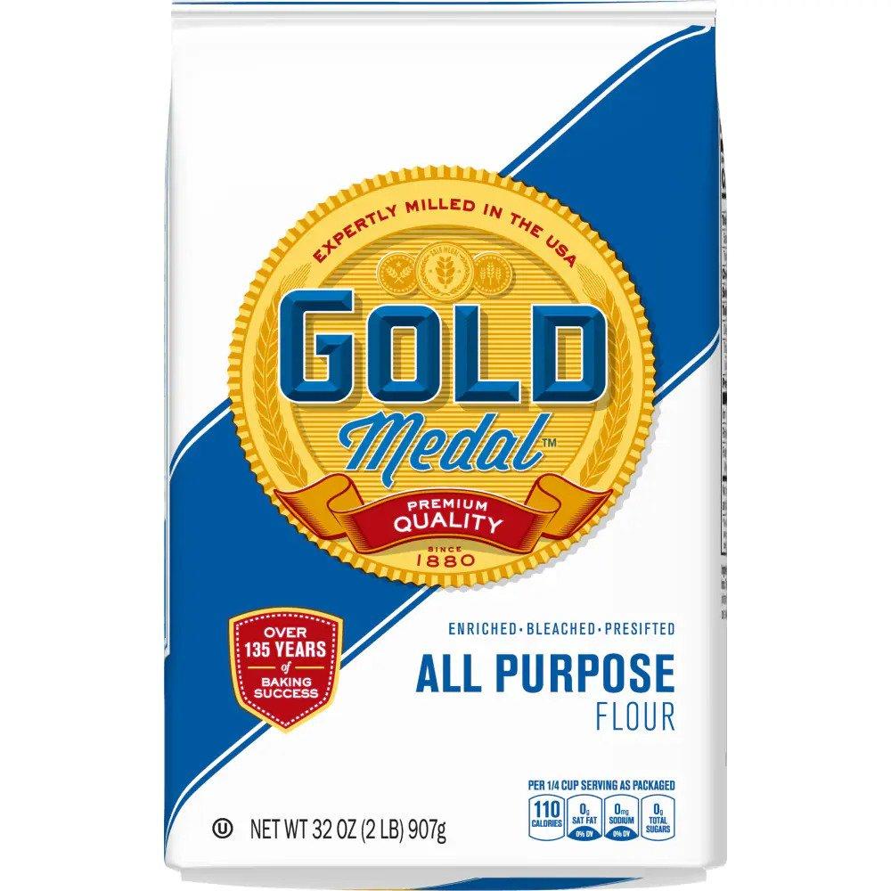 GOLD MEDAL All Purpose Flour 32 OZ