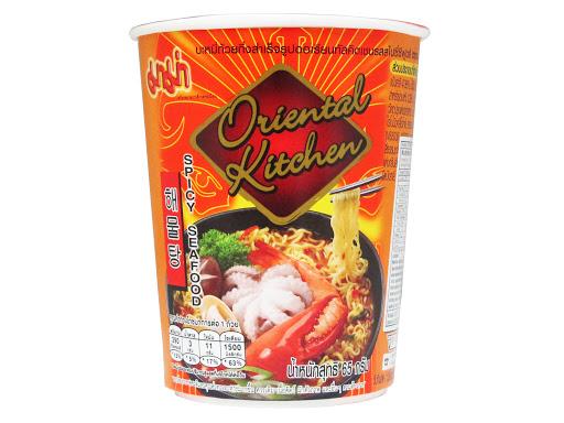 MAMA Oriental Kitchen Spicy Seafood Flavor 2.47 OZ