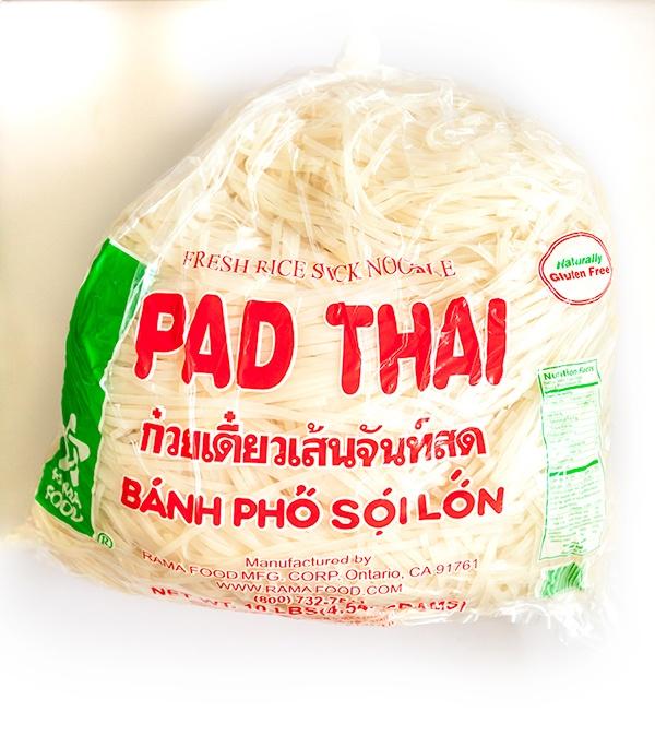RAMA FOOD PAD THAI  NOODLE 5LB [COLD]