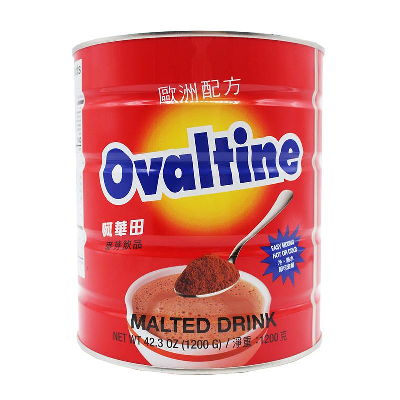 OVALTINE Malted Drink 42.3 OZ