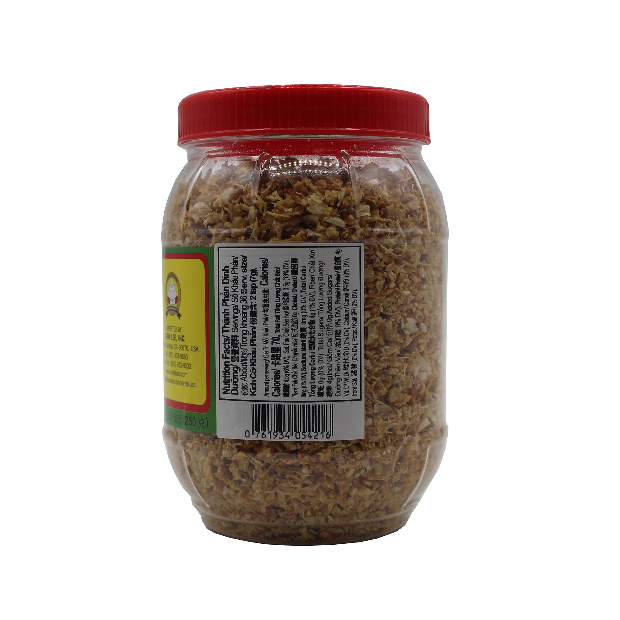 SUNLEE Fried Garlic  Toi Xay  8.8 Oz