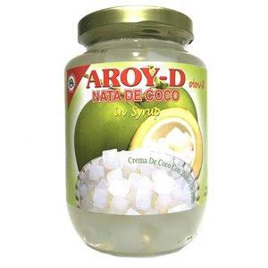 AROYD Nata De Coco In Syrup 15.8 OZ