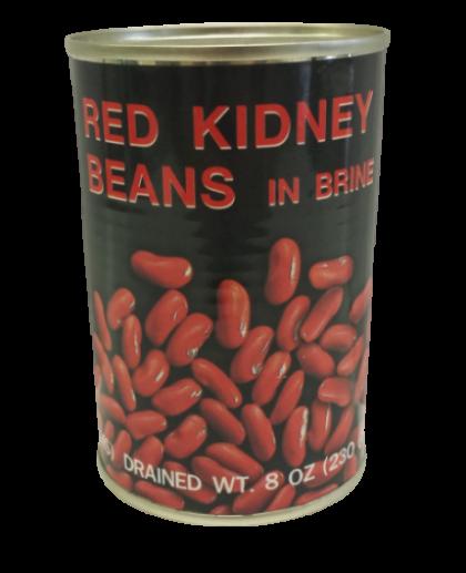 SINGING BIRD Red Kidney Beans In Brine 15 OZ