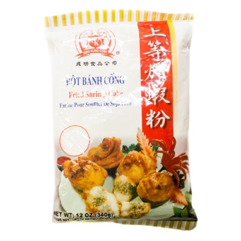 Sing Kung Fried Shrimp Cake/Bot Banh Khot 12 Oz