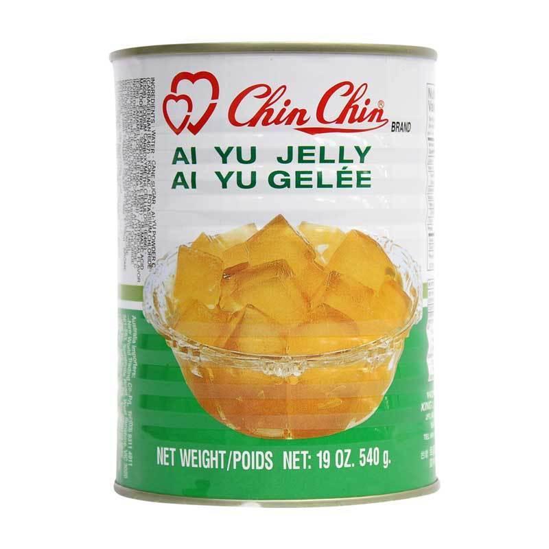 CHIN CHIN Ai Yu Jelly 19 OZ