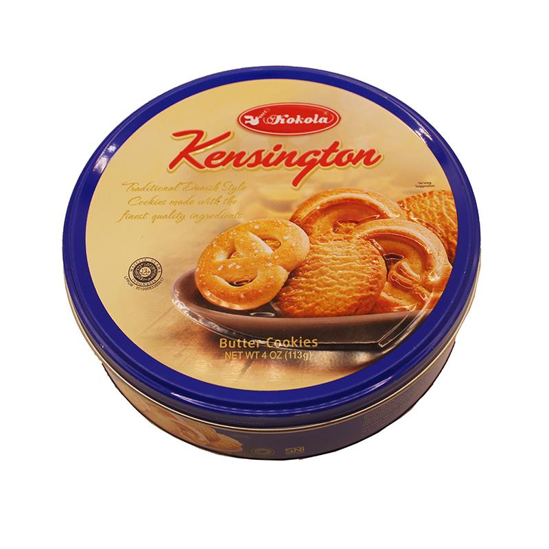 KOKOLA Kensington Butter Cookies 4 Oz