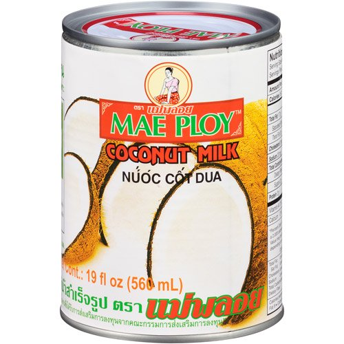 Mae Ploy Coconut Cream/ Nuoc Cot Dua 19 Oz