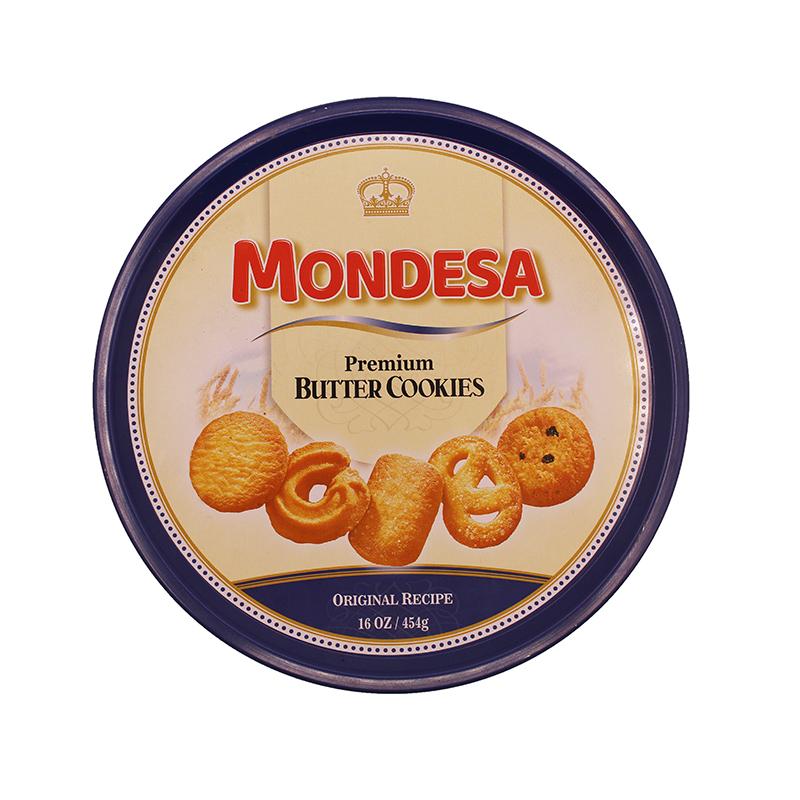 MONDESA Premium Butter Cookies 16 OZ