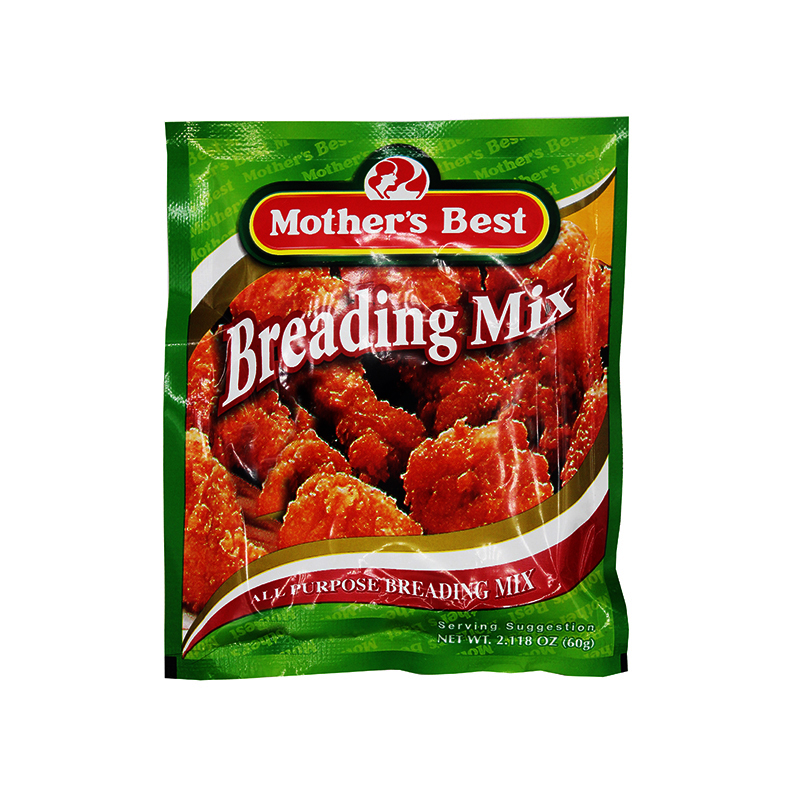 MOTHER'S BEST Breading Mix 2.118 OZ