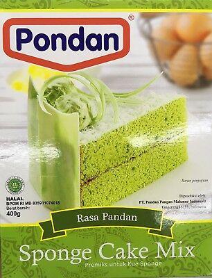 PONDAN Pandan Sponge Cake Mix 14 OZ