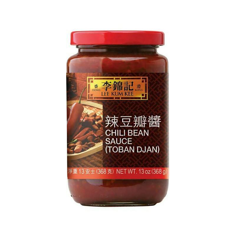 Leekumkee Chili Bean Sauce (Toban Djan) 8Oz