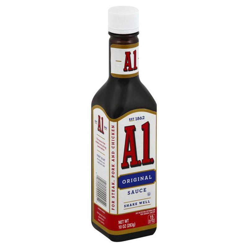 A1 Original Sauce 10 OZ