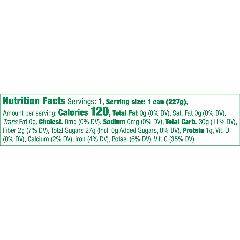 DOLE Pineapple Slices In 100% Pineapple Juice 8 OZ