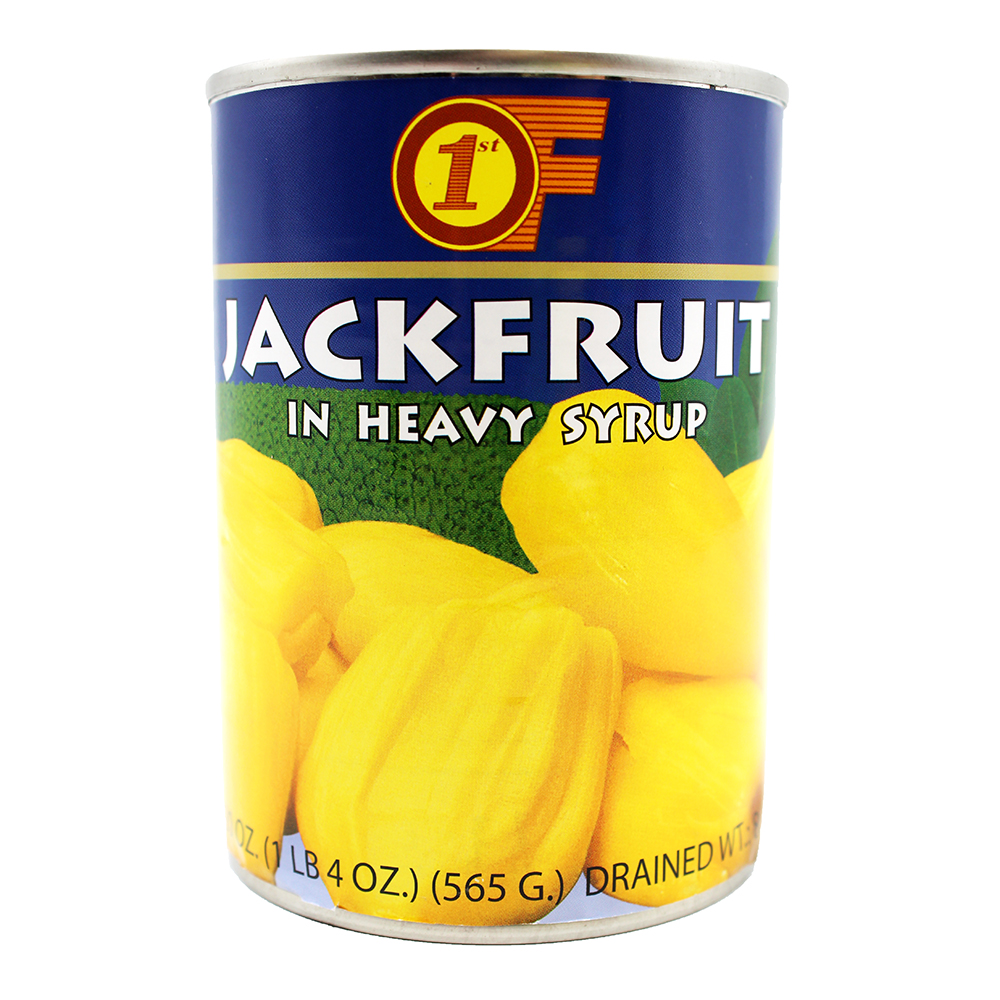 1ST OF Jackfruit In Syrup 20 OZ
