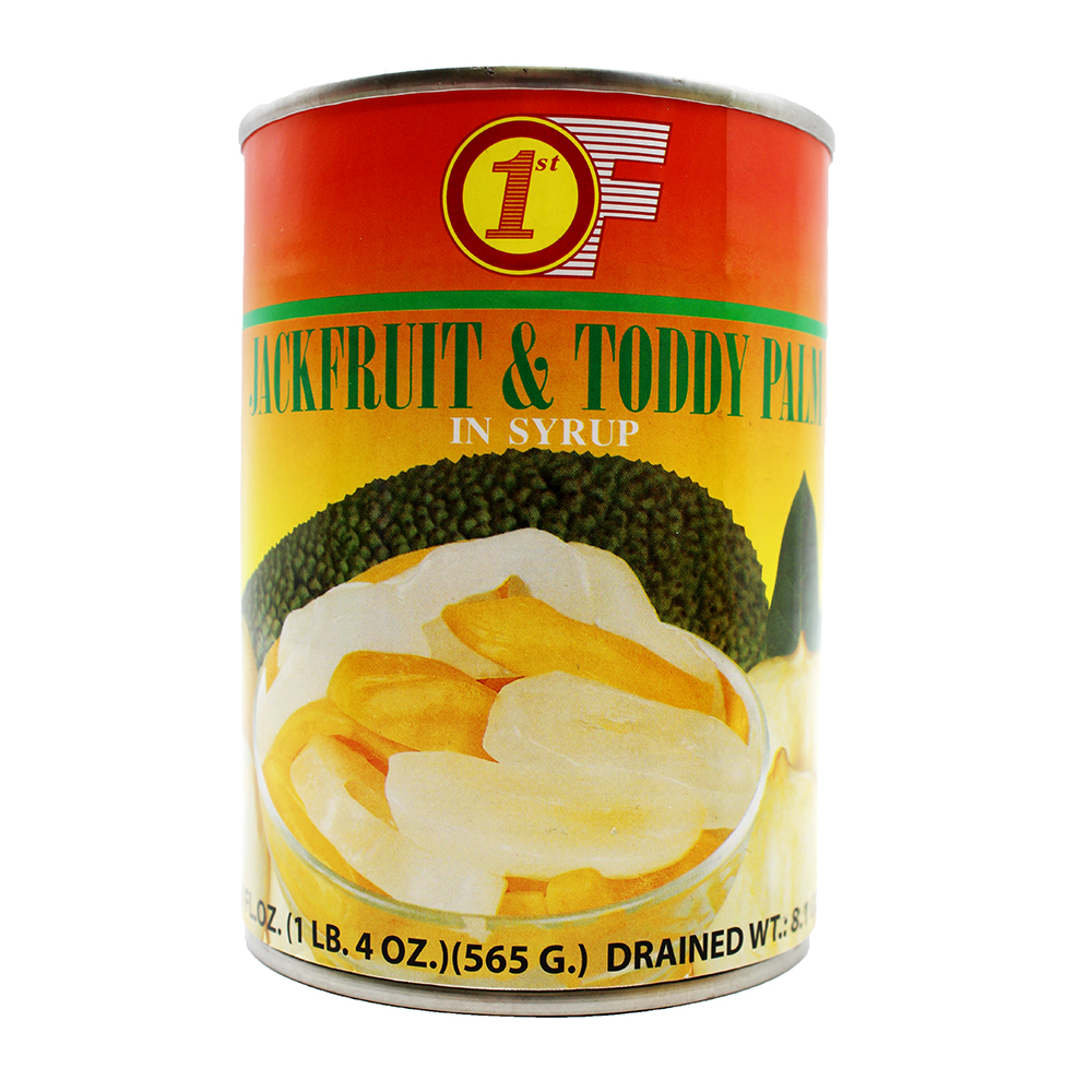 1ST OF Jackfruit & Toddy Palm In Syrup 20 OZ