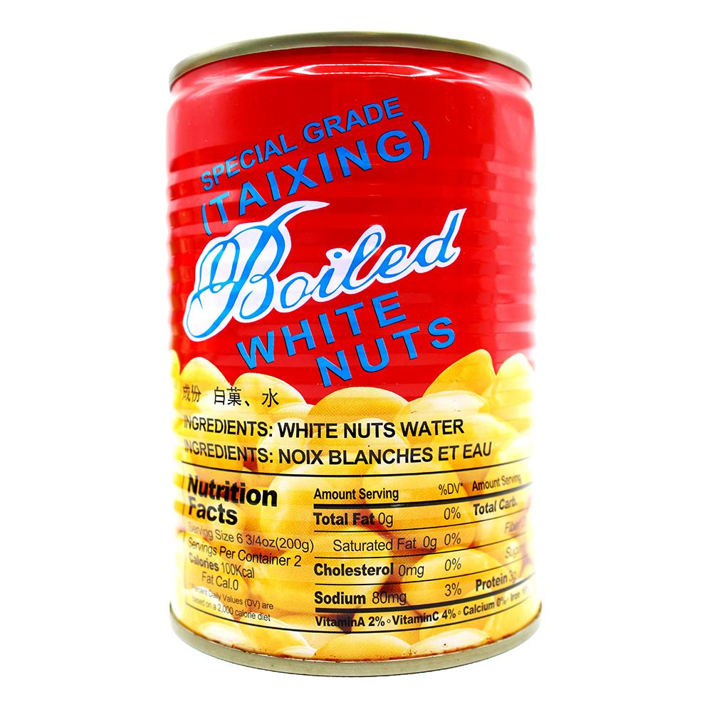 CHINING Boiled White Nuts / Bach Qua 14 OZ