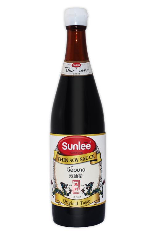 SUNLEE Thin Soy Sauce 19 FL OZ