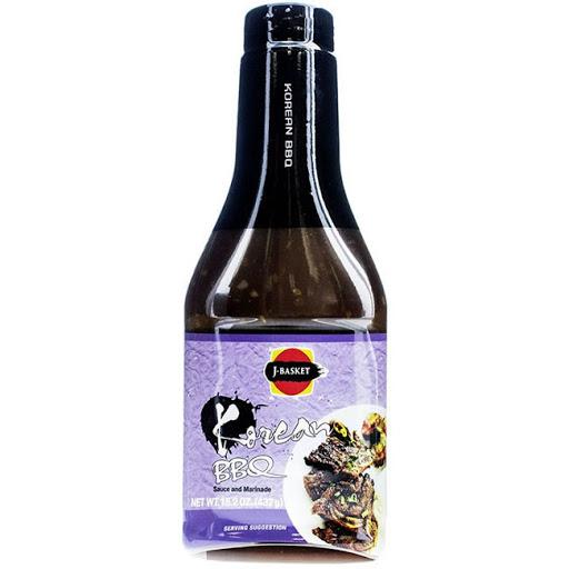 JBASKET Korean BBQ Sauce 15.2 OZ
