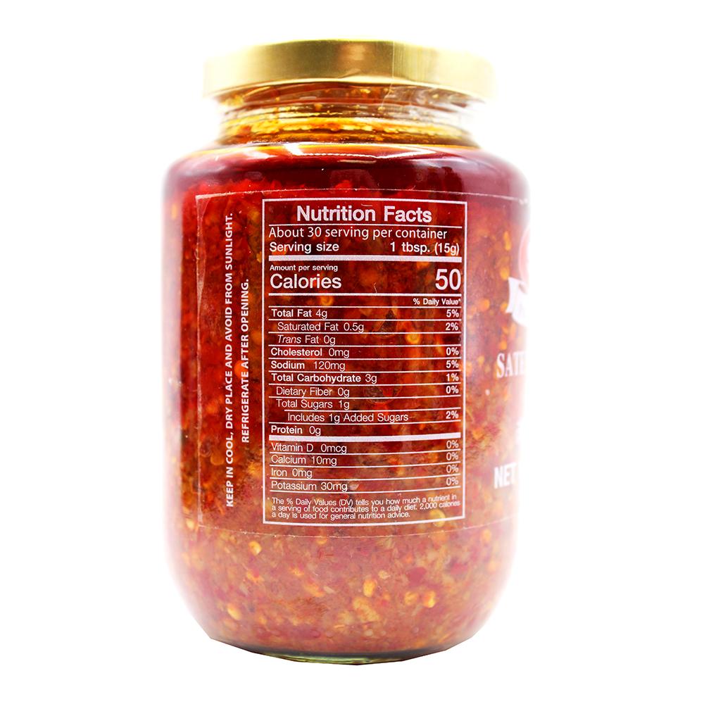 SUNLEE Sate Trieu Chau Sauce 16 OZ