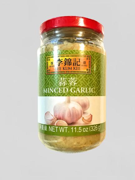 Lee Kum Kee Minced Garlic 11.5 OZ