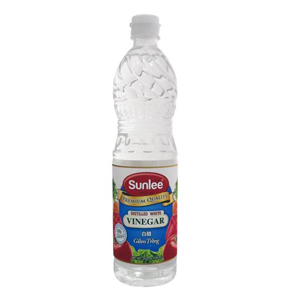 SUNLEE Distilled White Vinegar / Giam Trang 25 FL OZ