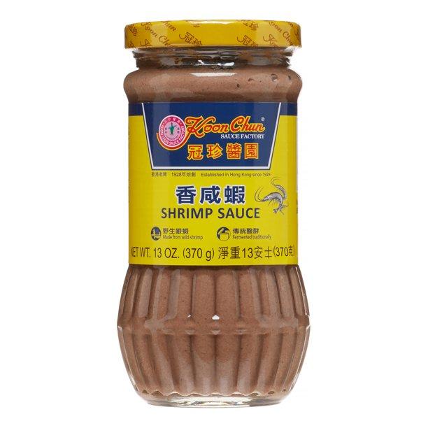 KOON CHUN Fine Shrimp Sauce 13 OZ