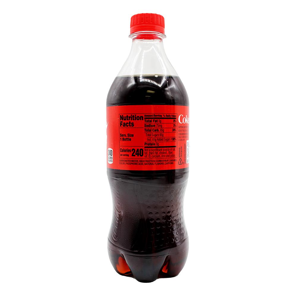 COKE CocaCola Original 20 OZ