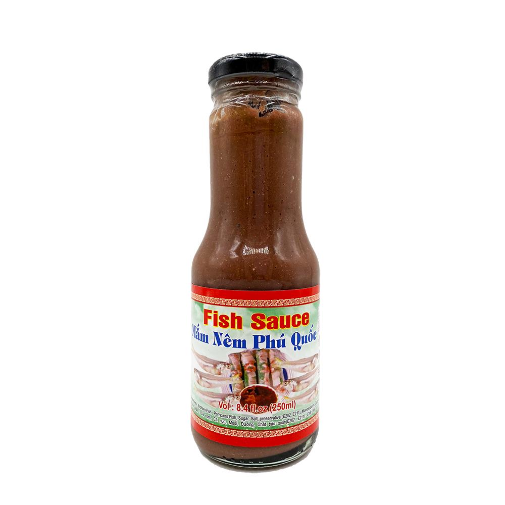 QUANG TRI Fish Sauce / Mam Nem Phu Quoc 8.4 OZ