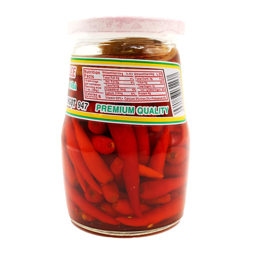 CO GAI VIET NAM Chili Sauce / Ot Hiem Chua Ngot 947 16 OZ