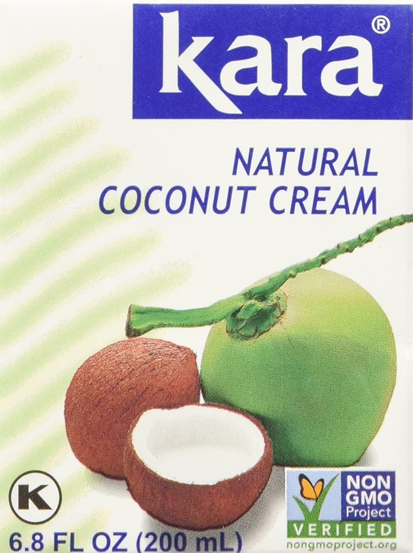 KARA Coconut Cream 6.8 OZ