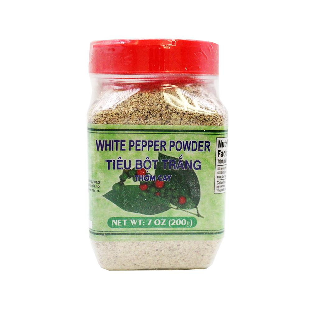 SWORD FISH Powder White Pepper/ Tieu Bot Trang 7 OZ