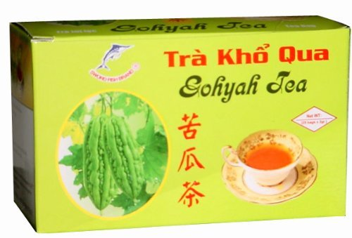 SWORD FISH Gohyah Tea / Tra Kho Qua 1.76 OZ