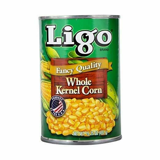 LIGO Whole Kernel Corn 15.25 OZ