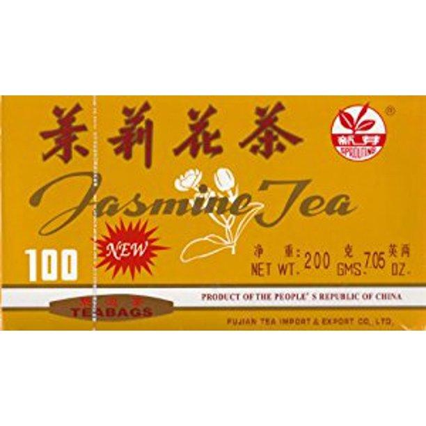 SPROUTING Jasmine Tea 7.05 Oz