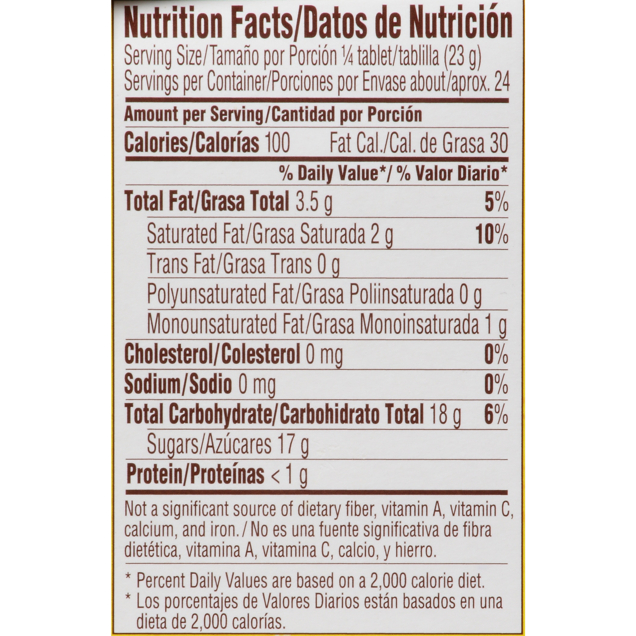 NESTLE Authentic Mexican Hot Chocolate Drink Tablets 19 Oz