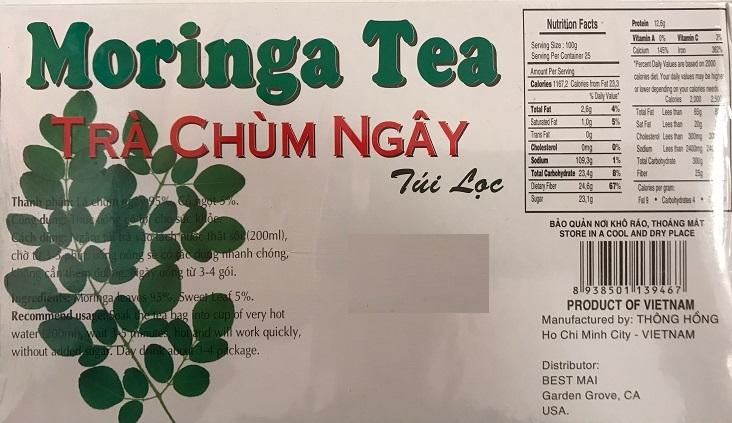 THONG HONG Morning Tea / Tra Chum Ngay Tui Loc 7 OZ