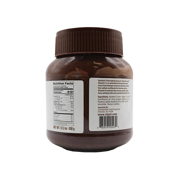 PALERMO Chocolate Spread Hazelnut 12.3 OZ