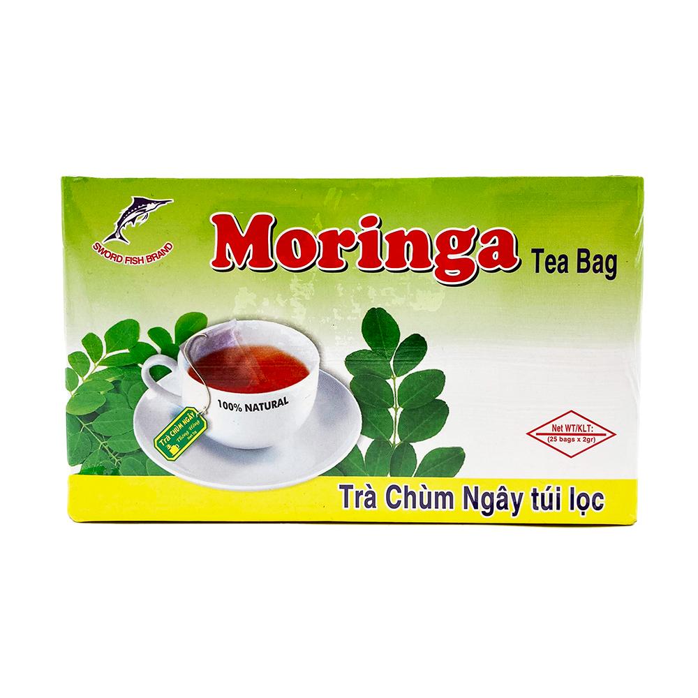 SWORD FISH Moringa Tea / Tra Chum Ngay Tui Loc 1.76 OZ