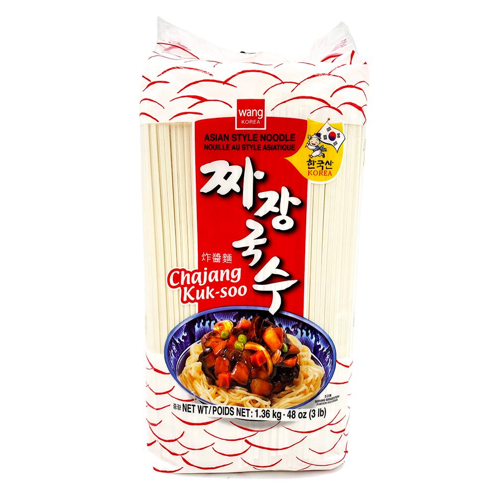 WANG Chajang KukSoo Asian Noodle 3 LB